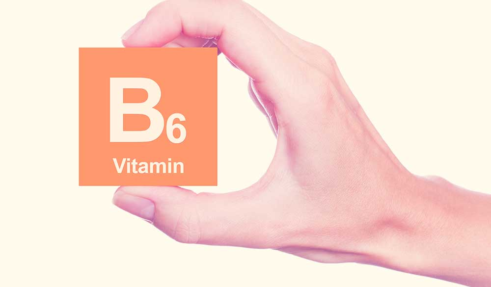 P5P the key to anti-emetic effects of vitamin B6 in morning sickness
