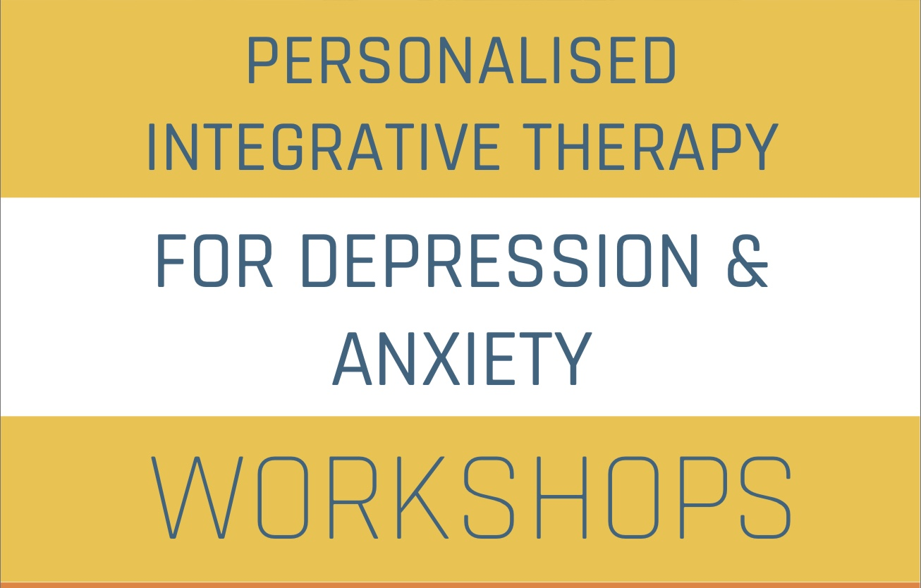 Personalised Integrative Therapy for Depression and Anxiety