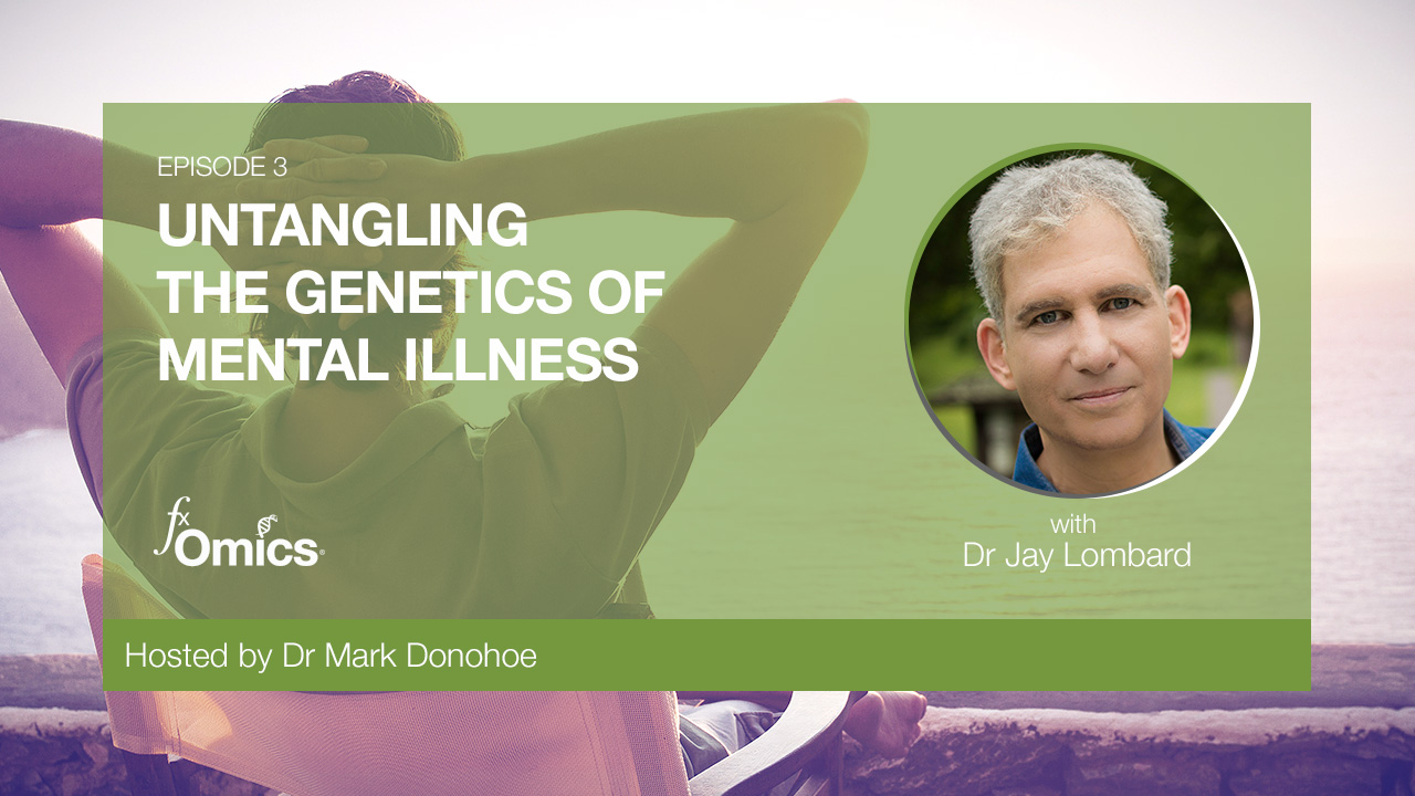 Untangling the genetics of mental illness