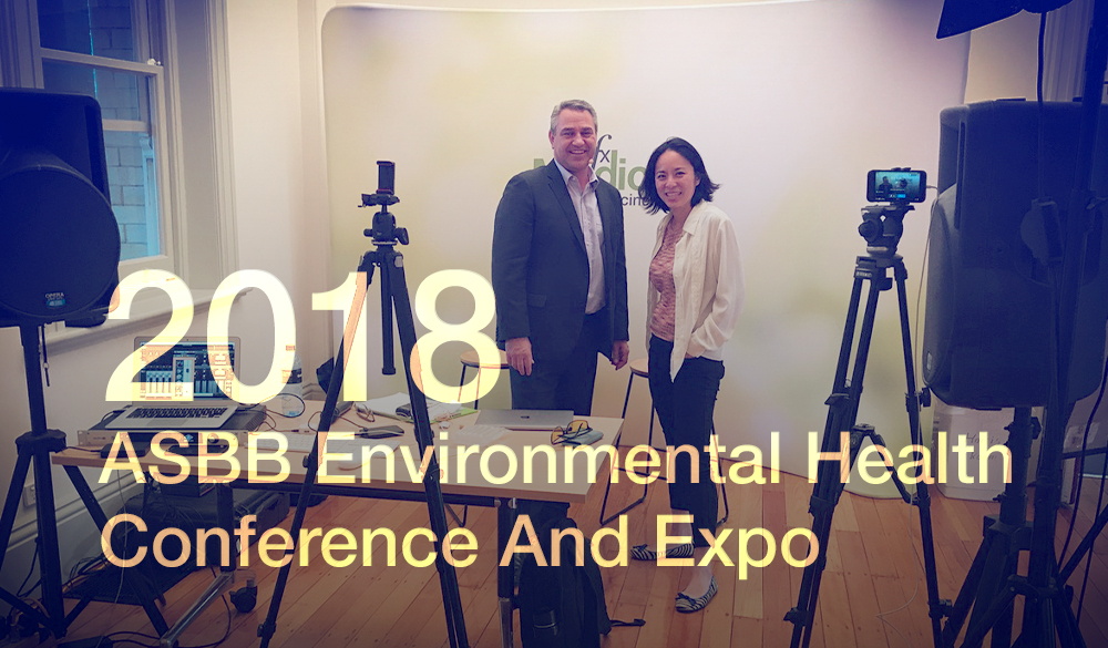 FX Medicine LIVE at the 2018 ASBB Environmental Health