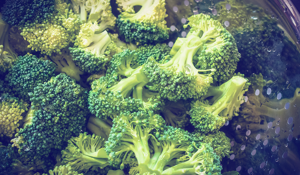 broccoli supports glutathione production
