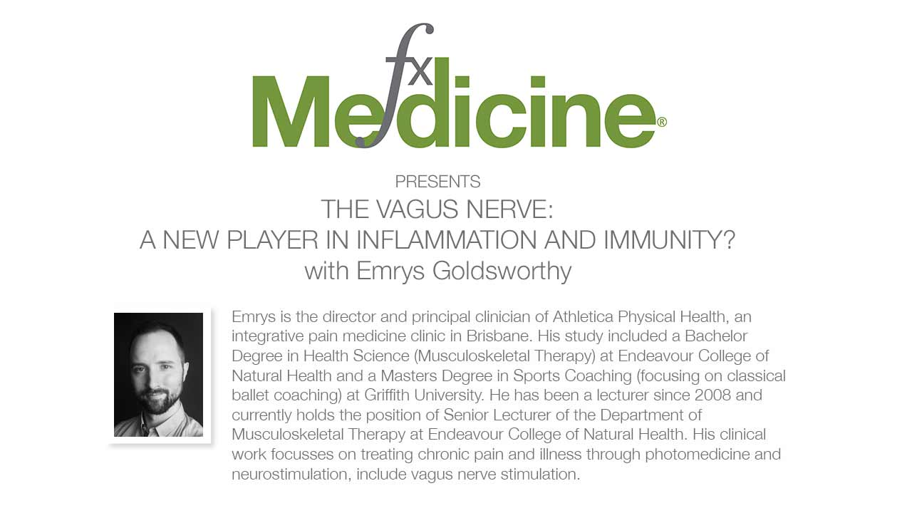 The Vagus Nerve: a new player in inflammation and immunity