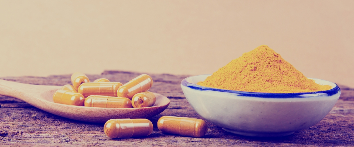 Curcumin benefits a range of skin conditions