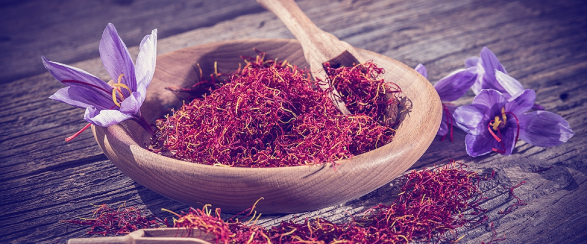 Traditional uses of Saffron