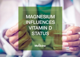 Magnesium Influences Vitamin D Status