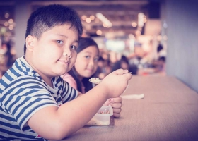 Are well-fed children undernourished