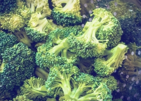 broccoli supports glutathione production